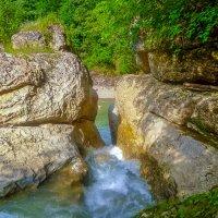 Сахрайские водопады :: Юлия Бабитко