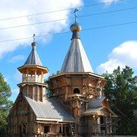 Церковь :: Алёна Шкобенева