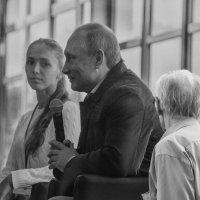 Глядя на Путина :: Александр Степовой