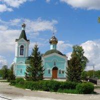 Церковь  чудотворца Питирима(Трегуляй) :: °•●Елена●•° Аникина♀