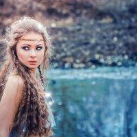 Где же бродят твои сны, королевна?.... :: Катерина Демьянцева