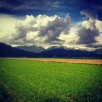 горы кыргызстана :: оленька вяткина