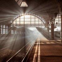 Витебский вокзал. ... :: Эдуард Гордеев