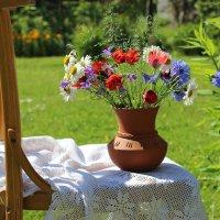 Букет из полевых цветов :: Mariya laimite