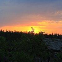 Закат. :: Николай Масляев