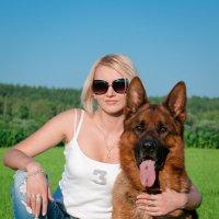 Я и мой друг :: Юрий Белов