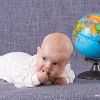 Альберт, 4 месяца :: Марина Носонова