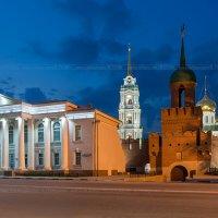 Тульский Кремль :: Артем Мирный