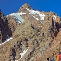 Альпиниада на пик Абая 4010 м :: Горный турист Иван Иванов