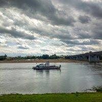 Уфа река Агидель (Белая) :: Константин Вавшко