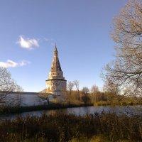 Иосифо-Волоцкий монастырь. :: Oleg4618 Шутченко
