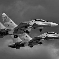 Су-30СМ :: Дмитрий Бубер