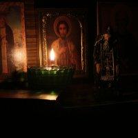свеча горела :: Наталья Попова