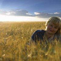 На закате :: Ирина Малинина
