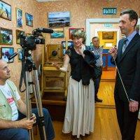 В районном музее :: Валентин Кузьмин