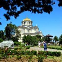 Кафедральный Свято-Владимирский собор в Херсонесе :: Tatyana Belova