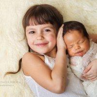 Сестра и брат :: Anastasiya Koneva