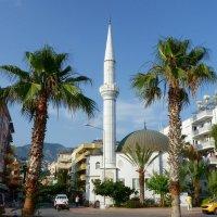Городская мечеть. :: Чария Зоя