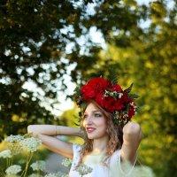Цветочная Фея :: Татьяна Михайлова