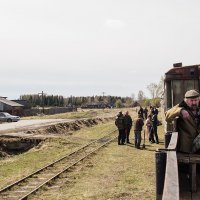 Басьяновский поселок, 2015 :: Caша Джус