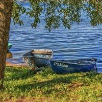 Лодки на озере Валдай :: Вячеслав Касаткин