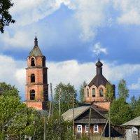 Умирающее село :: Николай Одегов