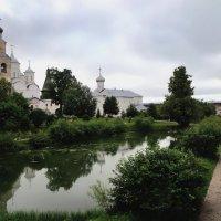 Спасо - Прилуцкий монастырь. Вологодская об. :: Иван Миронов