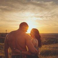влюбленный закат :: Алена