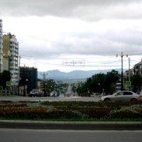 Южной-Сахалинск. Городской пейзаж. :: cfysx