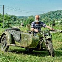 Буду вечно с конём молодым :: Дмитрий Конев