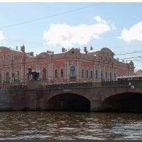Дворец Белосельских-Белозерских. :: Владимир Гилясев