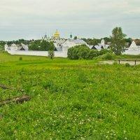 Покровский монастырь. :: Виктор Евстратов