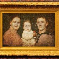 Семья :: Владимир Голиков