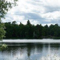 Белое озеро. Горбатый мост :: Елена Смолова