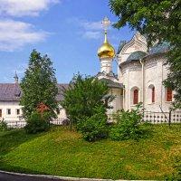 Саввино-Сторожевский монастырь :: mila