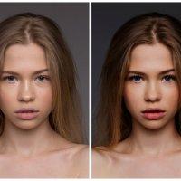 До-После :: Анна Каспер