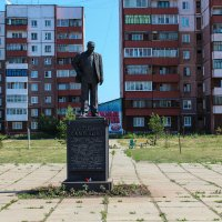 памятник Самусенко П.Н. :: Наталия Алексеевна