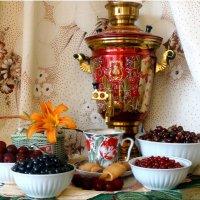 Чай на даче... :: Тамара (st.tamara)