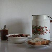 завтрак по-деревенски :: Екатерина Липинская