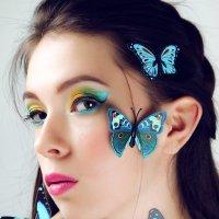 butterfly :: АНАСТАСИЯ ПОДГАЙНАЯ