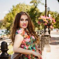 Яркие краски лета... :: Владимир Коптев