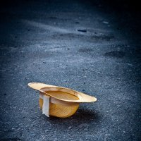 Упала шляпа :: Наталья Корнийченко