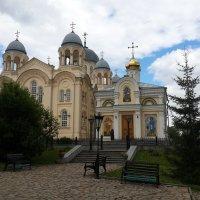Верхотурье, Свято-Николаевский мужской монастырь, Северный Урал :: Борис Соловьев