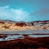 На Марсе выпал снег. :: Павел Гасс