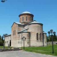 Абхазия. Патриарший собор в Пицунде :: Николай
