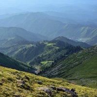 панорама :: Горный турист Иван Иванов