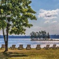 Вид на озеро Валдай. Фото 2. :: Вячеслав Касаткин