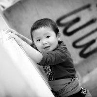 Мой сын :) :: Нурбек Арзыбаев