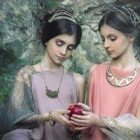 Маленькие Греческие богини :: Ольга Гудым