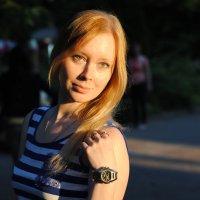 Светотени, модель Ирина :: Семья Фоменковых